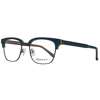 GANT glasses men's gunmetal
