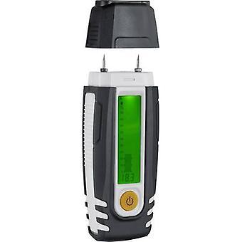 Moisture meter Laserliner DampFinder Compact Measuring range building moisture 0 up to 38.1 vol % Measuring range Wood m