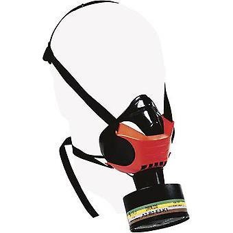 EKASTU Sekur Polimask Alfa 466 620 Media máscara respirador ohne Filtro