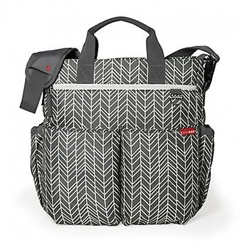 Nikidom Bolso de Pañales Duo Feather (Childhood , Diaper and changers , Stroller Bags)