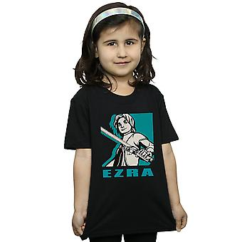 Star Wars Girls Rebels Ezra T-Shirt