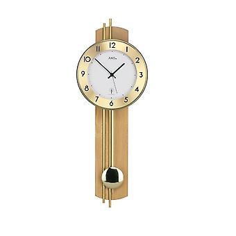 Pendulum clock radio AMS - 5266-18