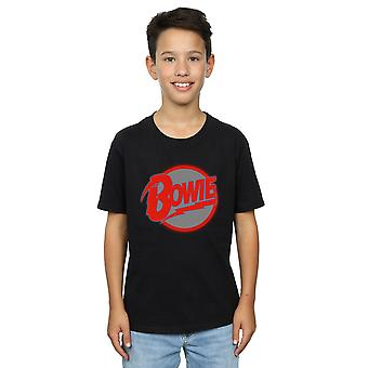 David Bowie jungen Diamant-Hunde-t-shirt