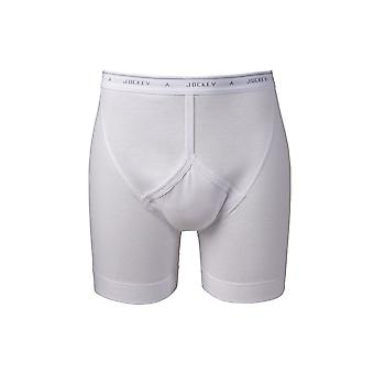 Jockey Classic Midway Boxer Brief White