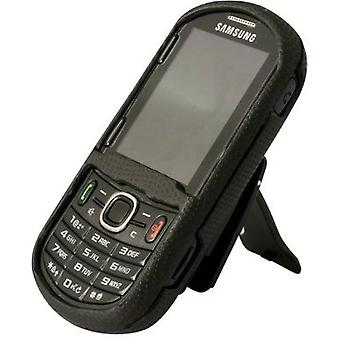Body Glove Snap-On Case with clip stand for Samsung R580, Restore M570, Profile,