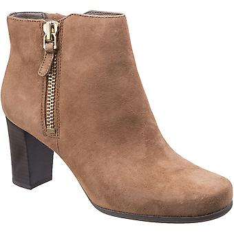 Rockport Womens Total Motion Trixie Fashion Heel Boots