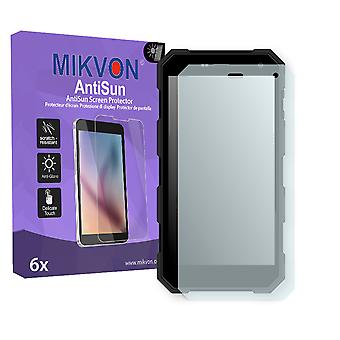 Archos 50 Saphir Outdoor Screen Protector - Mikvon AntiSun (Retail Package with accessories)