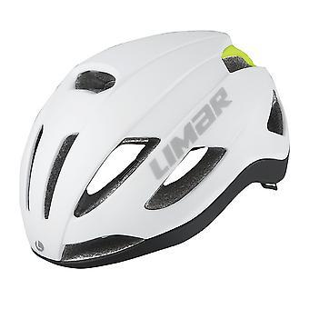 Limar air master bike helmet / / white/yellow reflective matt