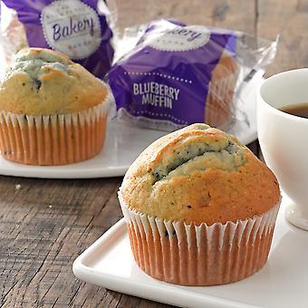 Kara gefroren einzeln verpackt Blaubeer-Muffins