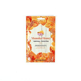 Vitamasques Manuka Honey (1 pc) hydrating + Moisturising