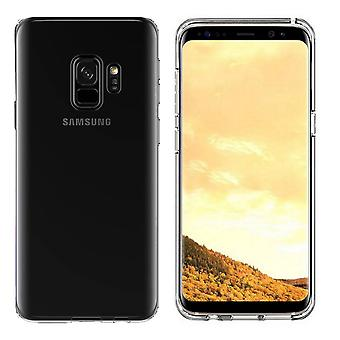 Colorfone Soft Exclusive TPU Cases Samsung Galaxy S9 Transparent