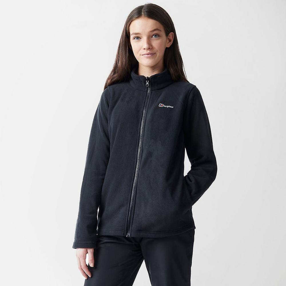 New Berghaus Girl&s Carrock 3-In-1 Long Sleeve Jacket noir