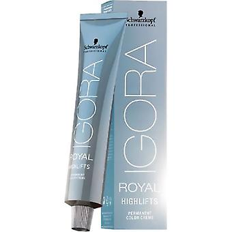 Schwarzkopf Igora Royal Highlifts 12-1 speciale bionda Cendre 60ml