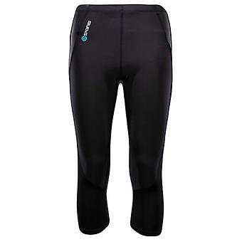 SKINS Coldblack Women's 3/4 Tights black B81116020