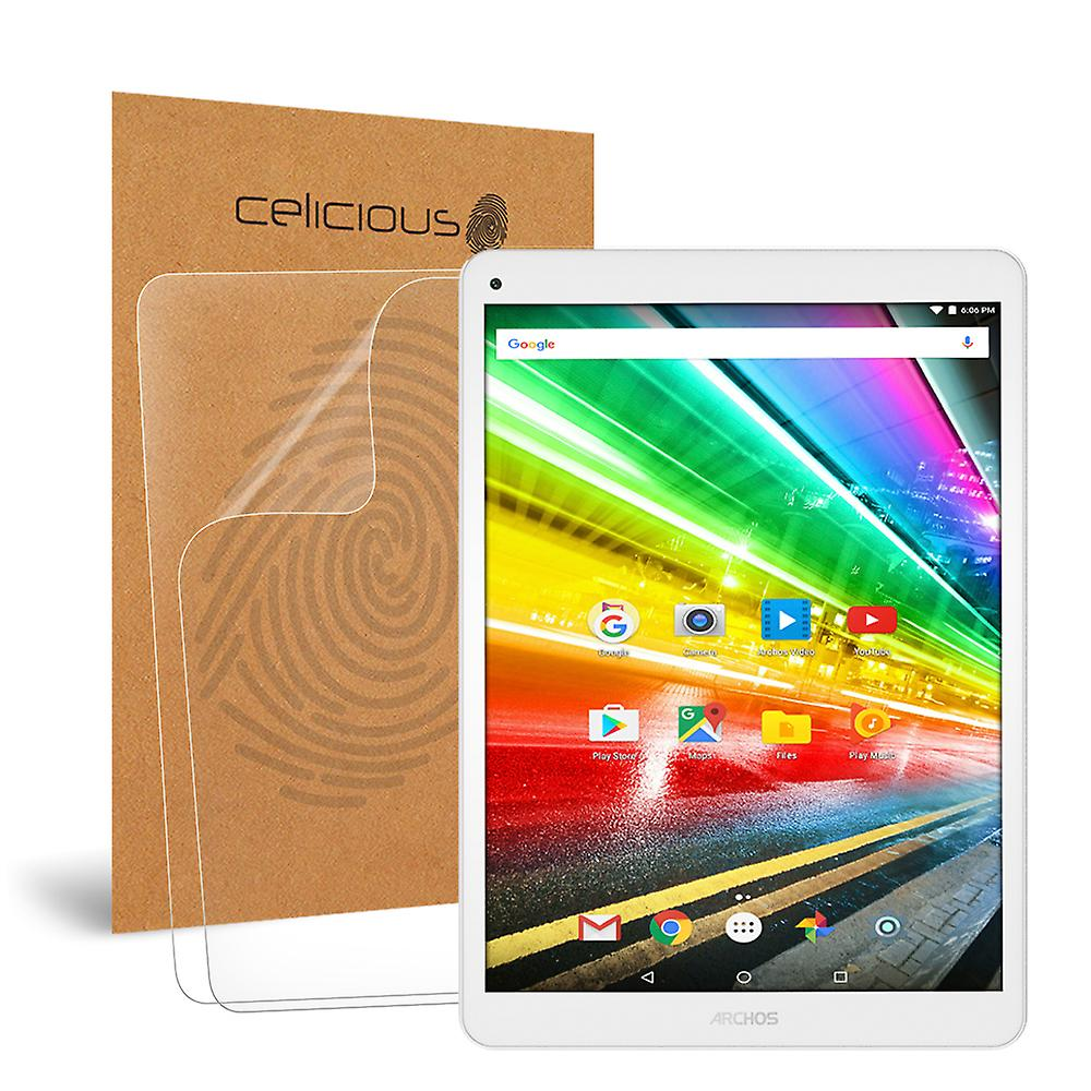 Celicious Matte Anti-Glare Screen Protector Film Compatible with ARCHOS 97c Platinum [Pack of 2]