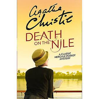 Śmierć na Nilu Agatha Christie - 9780007527557 książki