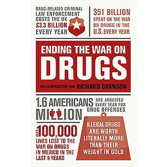 Kończącym wojnę z narkotykami przez Richard Branson - 9780753557464 książki