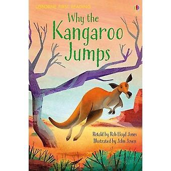 Dlaczego kangur skacze przez Rob Lloyd Jones - 9781474933391 książki