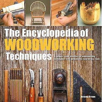 Die Enzyklopädie der Holzbearbeitung Techniken - ein einzigartiges visuelles Verzeichnis