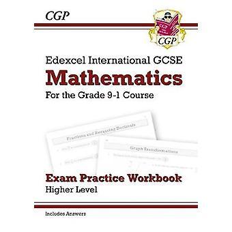 Edexcel internacional GCSE matemáticas examen práctica libro nuevo - superior-