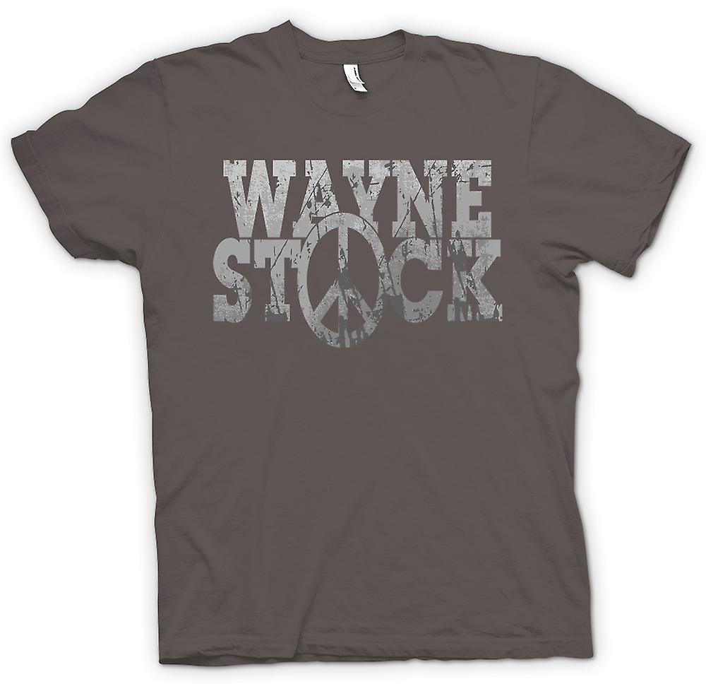 Mens T-shirt - Wayne Stock - Waynes World