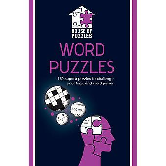 House of Puzzles - Word Puzzles by House of Puzzles - 9781847328557 Bo