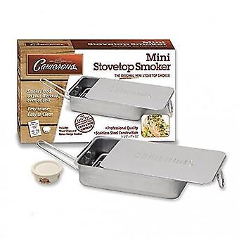 Fogão mini gourmet fumador-interior e churrasco