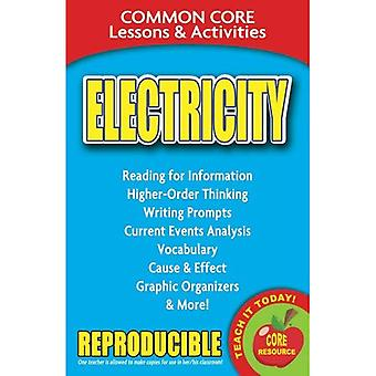 Electricity: Common Core Lessons & Activities