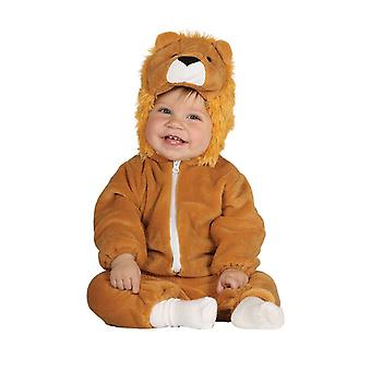 Toddlers Lion Fancy Dress Costume