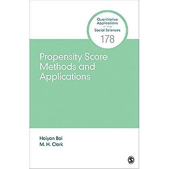 Propensity Score Methods and Applications (Quantitative Applications in the Social Sciences)