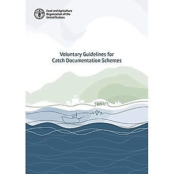 Vrijwillige richtsnoeren voor de regelingen voor vangst-documentatie