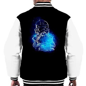 Original Stormtrooper Imperial TIE Pilot Space Men's Varsity Jacket
