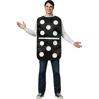 Domino Adult Costume