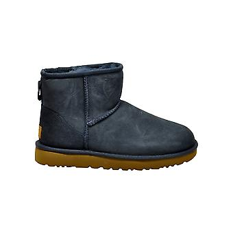 Ugg Blue Suede Ankle Boots