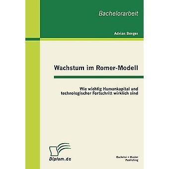 Wachstum Im RomerModell by Berger & Adrian