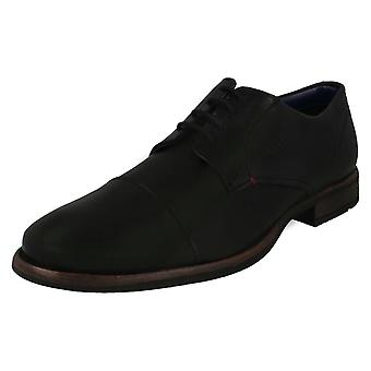 Mens Bugatti Formal Lace Fastening Shoes 22302
