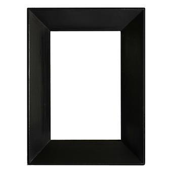 10 × 15 سم أو 4 × 6 بوصة إطار الصورة باللون الأسود