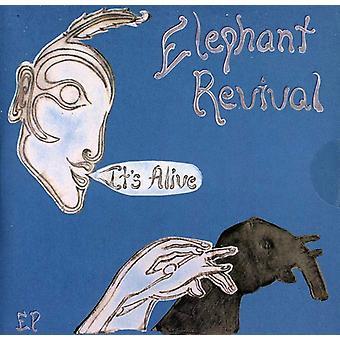 Éléphant Revival - il est import USA Alive [CD]