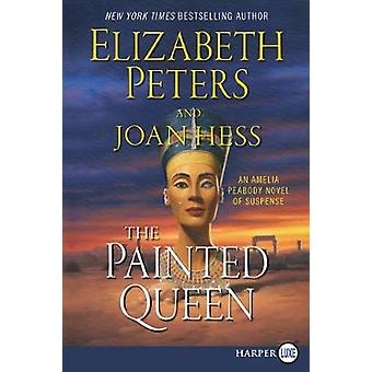 The Painted Queen by Elizabeth Peters - 9780062201362 Book