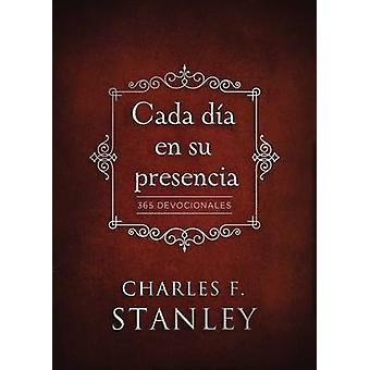 Cada Dia En Su Presencia - 365 Devocionales by Dr Charles Stanley - 97