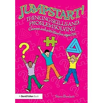 Jumpstart Thinking Skills and Problem Solving - Games and activities f