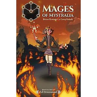 Mages Of Mystralia by Brian Clevinger - 9781506705873 Book