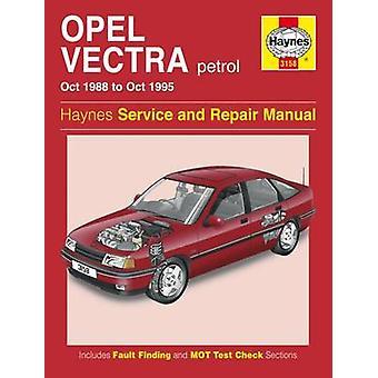 The Opel Vectra 88-95 - 9781859603437 Book