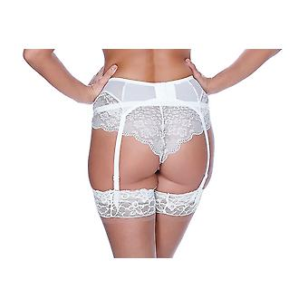 Freya Fancies Aa1019 Suspender Belt White (whe) Cs