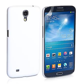 YouSave Accessories Samsung Galaxy Mega 6.3 Hard Hybrid Case - White