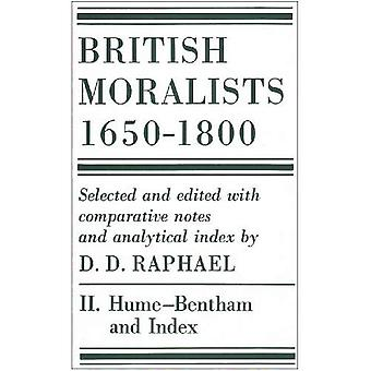 Britannian moralisteja, 1650-1800
