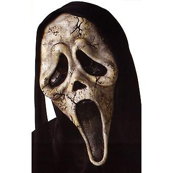Ghost Face Zombie Mask For Halloween