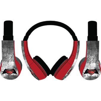 Sakar Batman Vs Superman Headphones