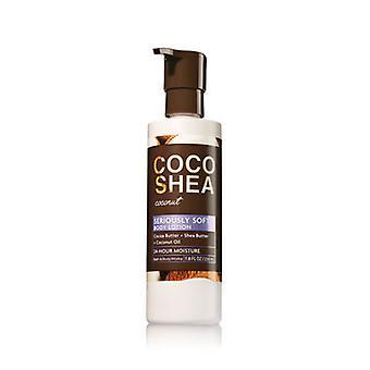 Bath & Body Works Coco Shea Coconut Seriously Soft Body Lotion 7.8 fl oz / 230 ml