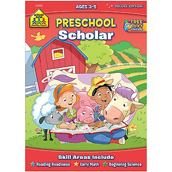 Workbooks Preschool Scholar Szwkbk 2305